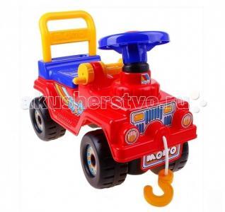 Каталка  Автомобиль Джип 4х4 Molto