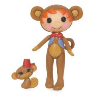 Кукла Lalaloopsy Mini обезьянка 7.5 см 514220