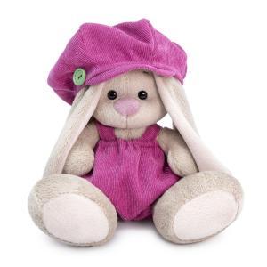 Мягкая игрушка  Малыши Зайка Ми в штанишках и кепке 15 см Budi Basa