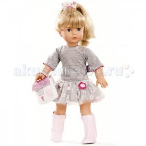 Кукла Джессика 46 см в сером Gotz