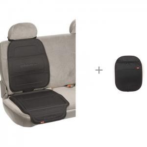 Чехлы-накладки для автомобильного сидения Seat Guard Complete и Stuffn Scuff Diono