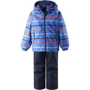 Комплект : куртка и брюки Lassie. Цвет: синий