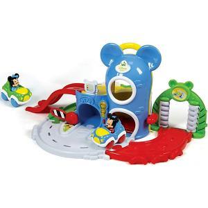 Развивающая игрушка  Гараж Микки Clementoni