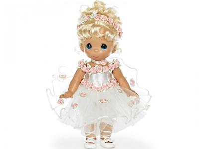 Кукла Танец в сердце блондинка 30 см Precious