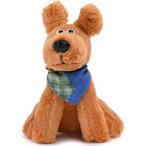 Мягкая игрушка  Собачка Дюк, 11 см (бежевый) Devilon