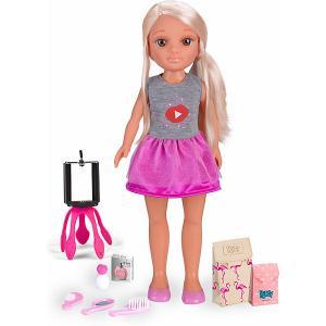 Игровой набор  Нэнси блогерша Famosa. Цвет: розовый