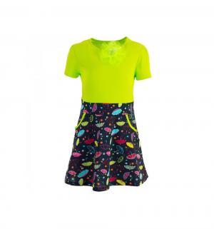 Платье , цвет: салатовый M&D