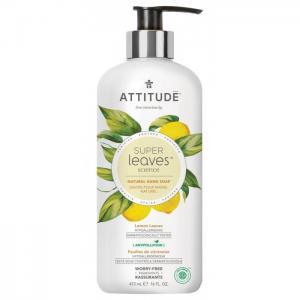 Жидкое мыло Листья лимона 473 мл Attitude