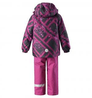 Комплект куртка/брюки , цвет: фиолетовый Lassie by Reima