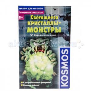 Набор Светящиеся кристаллы-монстры: Выращиваем дома Kosmos