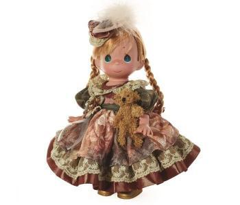 Кукла Ты мое сокровище рыжая 30 см Precious