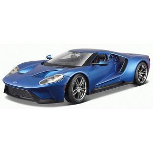 Машинка  Ford GT 2017, 1:18 Maisto. Цвет: разноцветный