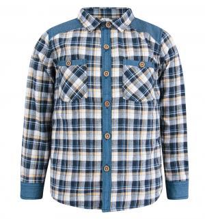 Рубашка , цвет: синий Fun Time