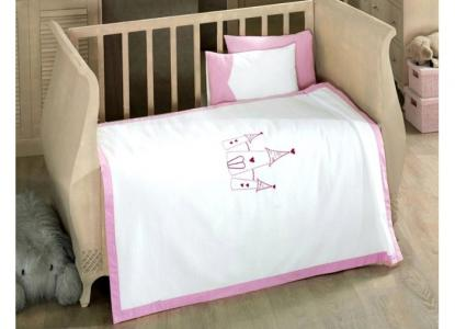 Постельное белье  Little Princess (4 предмета) Kidb Kidboo