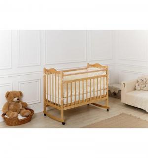 Детская кровать  Pali ES-001, цвет: caramel Everflo