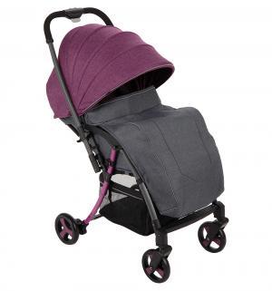 Прогулочная коляска  S-6, цвет: фиолетовый Corol