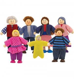 Игровой набор  Кукольная семья Melissa&Doug