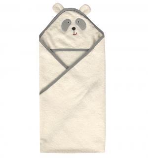 , Набор для купания Панда Банные наборы, (покрывало+рукавичка) Leader Kids