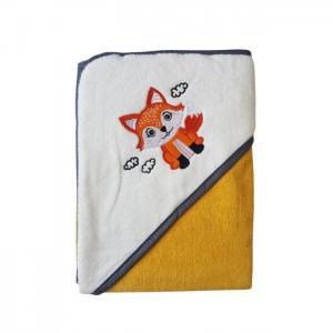 Полотенце для купания Little Fox 90х90 см Uviton