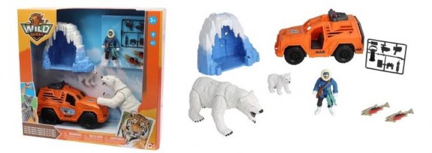 Игровой набор Арктические приключения Chap Mei
