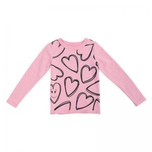 Джемпер  Холодное Сияние, цвет: розовый/черный Play Today