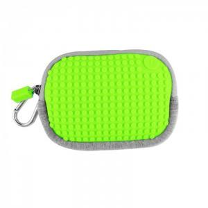 Маленькая пиксельная сумочка Cotton Pouch WY-B006 Upixel