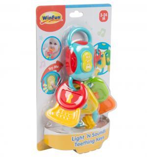 Развивающая игрушка  Ключи Winfun