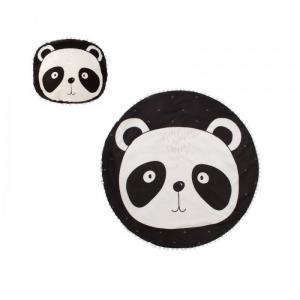 Плед  с подушкой Панда (2 предмета) Крошка Я