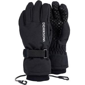 Перчатки Didriksons Biggles Five DIDRIKSONS1913. Цвет: черный