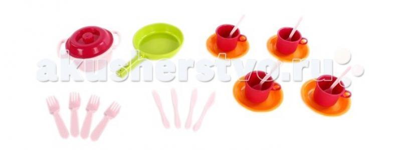 Набор посуды Настенька Росигрушка