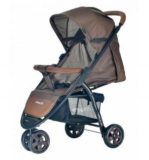 Прогулочная коляска  Racing E-450, цвет: brown Everflo
