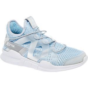 Кроссовки  для девочки Crosby. Цвет: голубой