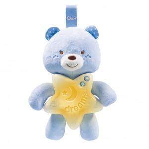 Подвесная игрушка  Медвежонок ночник Chicco