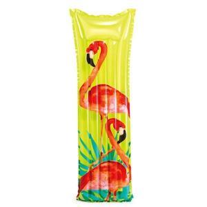 Надувной матрас  Фламинго, 183х69 Intex