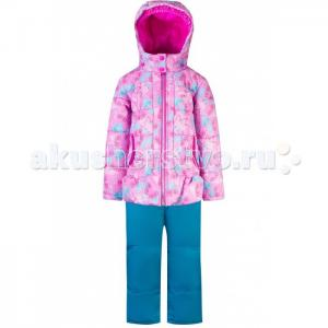 Комплект для девочки (куртка, полукомбинезон) GWG 5334 Gusti