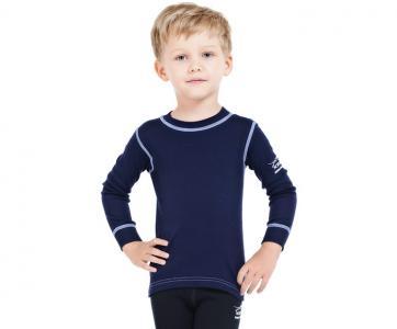 Soft Kids Футболка детская с длинным рукавом Norveg