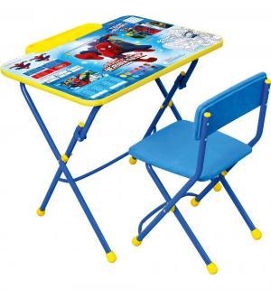 Набор мебели  Disney 3 Человек-паук, цвет: синий Ника