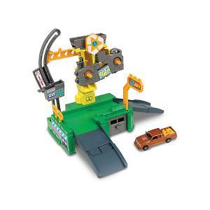 Игровой набор  Megapolis Завод с машиной Autotime