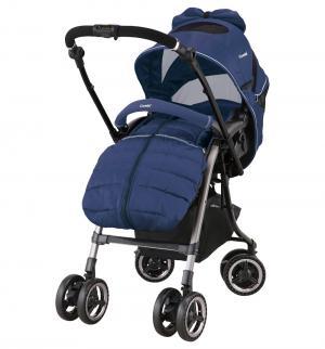 Прогулочная коляска  Miracle Turn Elegant II, цвет: синий Combi