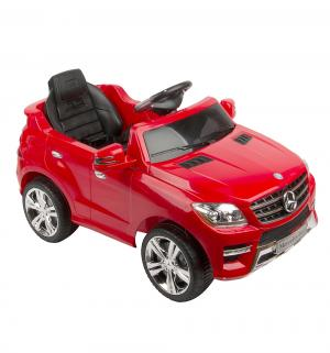 Электромобиль  Mercedes-Benz ML350, цвет: красный Weikesi