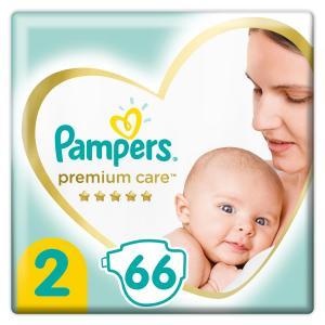 Подгузники  Premium Care (4-8 кг) шт. Pampers