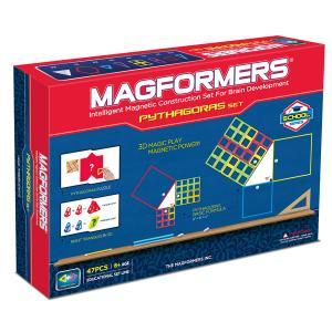 Конструктор  Магнитный Pythagoras Set 63113 Magformers
