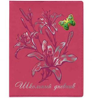 Дневник А5  Цветы Альт