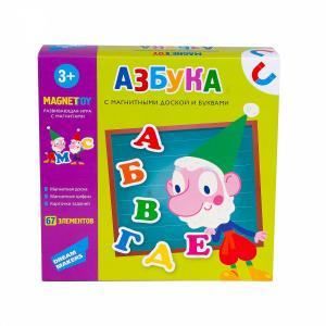 Настольная игра  Азбука, разноцветный Dream Makers