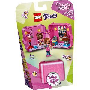Конструктор  Friends 41407: Игровая шкатулка Покупки Оливии LEGO