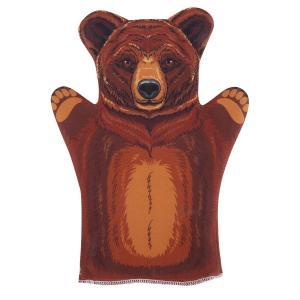 Кукла-перчатка  Би-Ба-Бо Домашний кукольный театр. Медведь Десятое Королевство