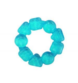 Прорезыватель  Карамельный круг голубой Bright Starts