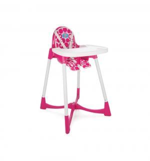 Стульчик для кормления  Elite Baby High, цвет: розовый Pilsan
