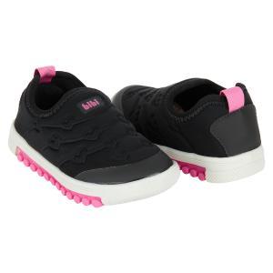 Кроссовки , цвет: черный/розовый Bibi