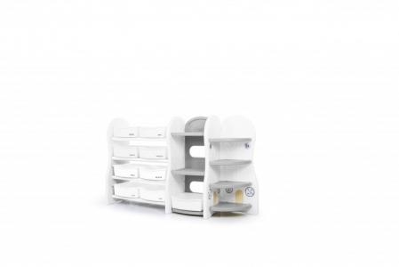 Стеллаж для игрушек DesignToy-6 Ifam